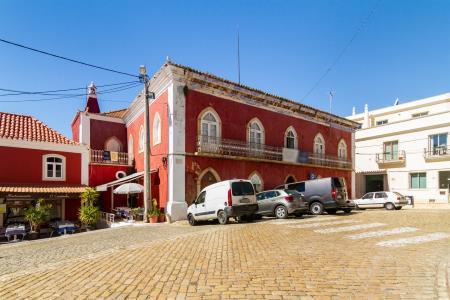 Casa Senhorial, Alcantarilha e Pêra, Silves
