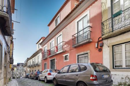 Moradia, Misericórdia, Lisboa