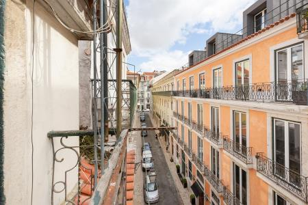 Immeuble, Santa Maria Maior, Lisboa